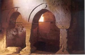 025 Ürgüp-Keşlik Manastırı