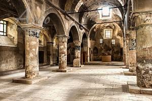 St. Konstantin und Helena Kirche / Mustafapasa