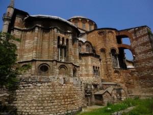 Kariye Museum ( The Chora Church )