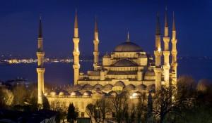 The Blue Mosque (Sultanahmet Camii)